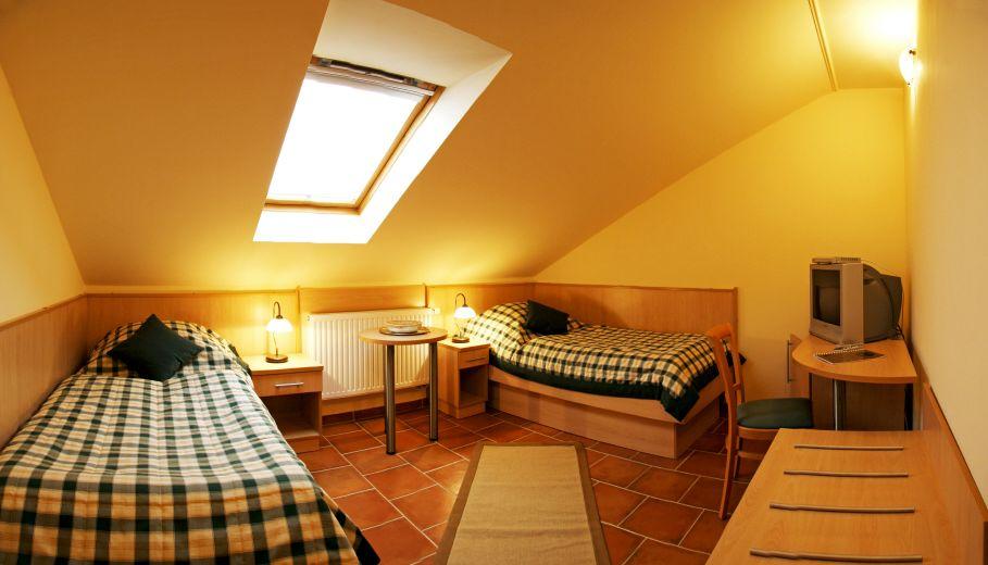 panzió szoba kétágyas